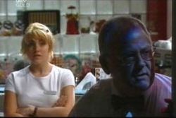 Penny Watts, Harold Bishop in Neighbours Episode 4046
