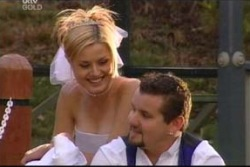 Dee Bliss, Toadie Rebecchi in Neighbours Episode 4046