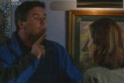 Joe Scully, Lyn Scully in Neighbours Episode 4047