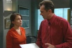 Libby Kennedy, Karl Kennedy in Neighbours Episode 4047