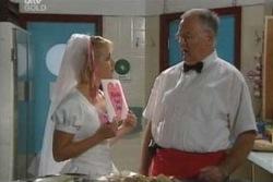 Penny Watts, Harold Bishop in Neighbours Episode 4048