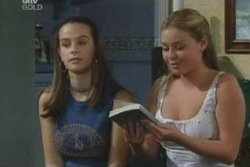Tahnee Coppin, Michelle Scully in Neighbours Episode 4048