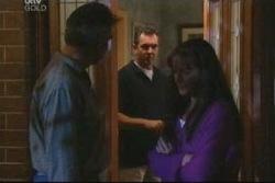 Craig Benson, Karl Kennedy, Susan Kennedy in Neighbours Episode 4051