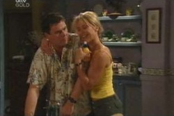 Joe Scully, Steph Scully in Neighbours Episode 4052