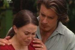Drew Kirk, Libby Kennedy in Neighbours Episode 4052