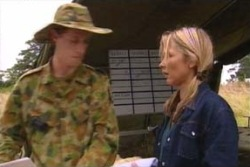 Ray Milsome, Steph Scully in Neighbours Episode 4052