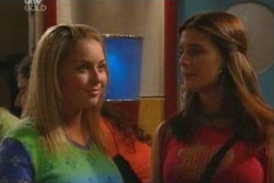 Michelle Scully, Tahnee Coppin in Neighbours Episode 4053