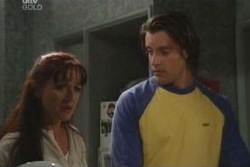 Susan Kennedy, Drew Kirk in Neighbours Episode 4055