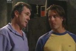 Karl Kennedy, Drew Kirk in Neighbours Episode 4055