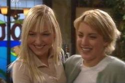 Penny Watts, Sindi Watts in Neighbours Episode 4055