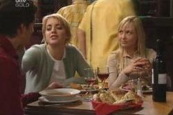 Darcy Tyler, Penny Watts, Sindi Watts in Neighbours Episode 4055