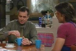 Karl Kennedy, Drew Kirk in Neighbours Episode 4056