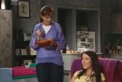 Susan Kennedy, Libby Kennedy in Neighbours Episode 4056