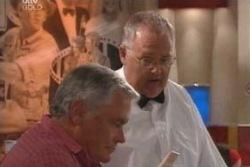 Harold Bishop, Lou Carpenter in Neighbours Episode 4056