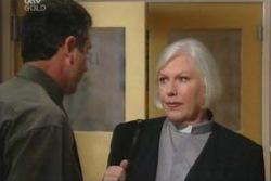 Karl Kennedy, Rosie Hoyland in Neighbours Episode 4056