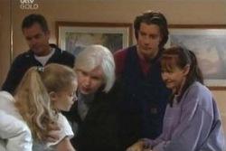 Karl Kennedy, Summer Hoyland, Rosie Hoyland, Drew Kirk, Susan Kennedy in Neighbours Episode 4057