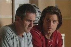 Karl Kennedy, Drew Kirk in Neighbours Episode 4058