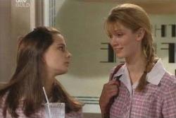 Tahnee Coppin, Nina Tucker in Neighbours Episode 4058