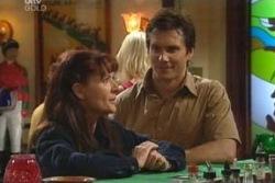 Susan Kennedy, Darcy Tyler in Neighbours Episode 4058