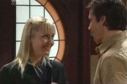 Sindi Watts, Darcy Tyler in Neighbours Episode 4058