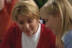 Penny Watts, Sindi Watts in Neighbours Episode 4058