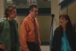 Drew Kirk, Karl Kennedy, Susan Kennedy in Neighbours Episode 4058
