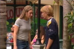 Boyd Hoyland, Cecille Bliss in Neighbours Episode 4060