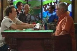 Stuart Parker, Lou Carpenter in Neighbours Episode 4060