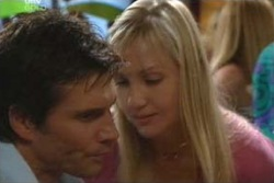 Darcy Tyler, Sindi Watts in Neighbours Episode 4060