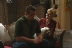 Toadie Rebecchi, Dee Bliss, Bob in Neighbours Episode 4061