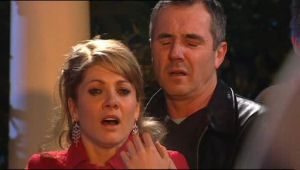 Karl Kennedy, Izzy Hoyland in Neighbours Episode 4630