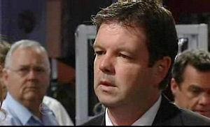 Harold Bishop, David Bishop, Paul Robinson in Neighbours Episode 4718
