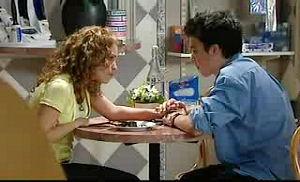 Serena Bishop, Stingray Timmins in Neighbours Episode 4718