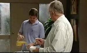 David Bishop, Harold Bishop in Neighbours Episode 4721