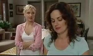 Sindi Watts, Liljana Bishop in Neighbours Episode 4721