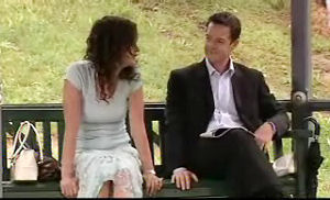 Liljana Bishop, Paul Robinson in Neighbours Episode 4721