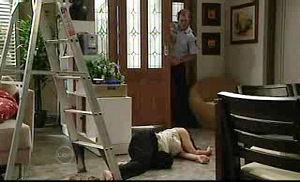 Liljana Bishop, Stuart Parker in Neighbours Episode 4721