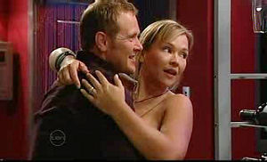 Max Hoyland, Steph Scully in Neighbours Episode 4734