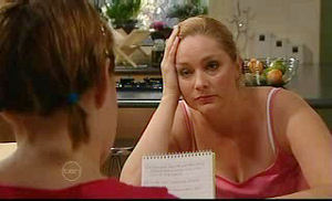 Bree Timmins, Janelle Timmins in Neighbours Episode 4735