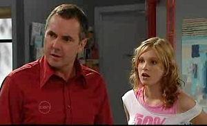 Karl Kennedy, Janae Timmins in Neighbours Episode 4736