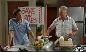 David Bishop, Harold Bishop in Neighbours Episode 4737