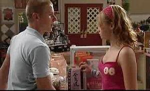 Boyd Hoyland, Janae Timmins in Neighbours Episode 4745