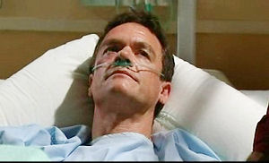 Paul Robinson in Neighbours Episode 4750