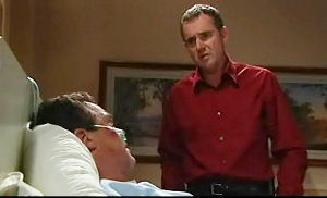 Paul Robinson, Karl Kennedy in Neighbours Episode 4752