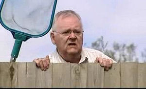 Harold Bishop in Neighbours Episode 4756