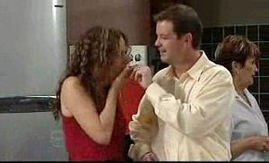 David Bishop, Liljana Bishop in Neighbours Episode 4760