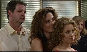 David Bishop, Liljana Bishop, Serena Bishop in Neighbours Episode 4760