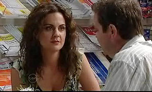 Liljana Bishop, David Bishop in Neighbours Episode 4761