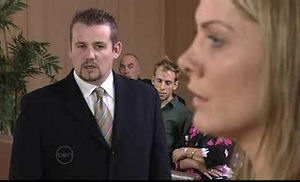 Toadie Rebecchi, Izzy Hoyland in Neighbours Episode 4761