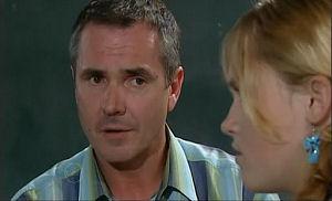 Karl Kennedy, Janae Timmins in Neighbours Episode 4767